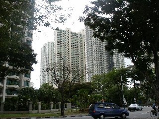 Apartment Blocks in Penang