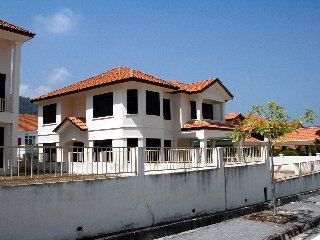 Houses in Penang
